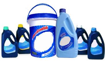Cuidados com os produtos químicos para piscina