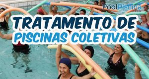 Tratamento de piscinas coletivas