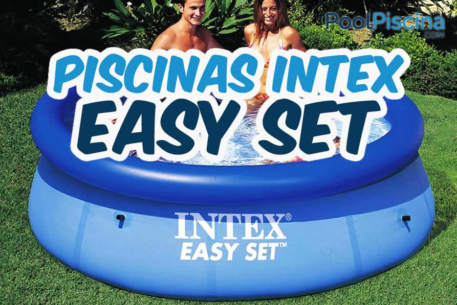Piscina Intex Easy Set - Dúvidas Frequentes