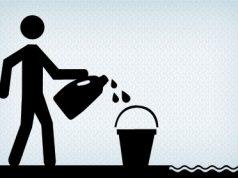 Cuidado ao manusear produtos químicos de piscina