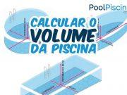 Como calcular o volume de piscinas