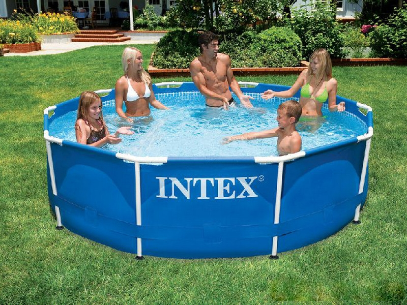 Piscinas intex infl veis e de arma o for Piscina e maschile o femminile