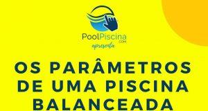 Parâmetros de uma piscina balanceada