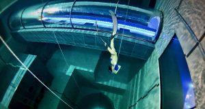 Y40 - A nova piscina mais funda do mundo!