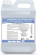 Peróxido de Hidrogênio na limpeza da piscina