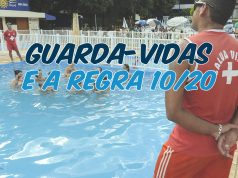 Guarda-vidas e a regra 10/20